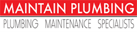 Maintain Plumbing Logo