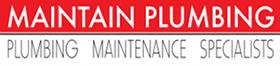 Maintain Plumbing Logo